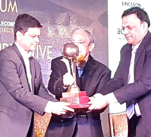 Telecom Leadership Forum Award