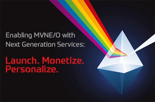 Enabling MVNE/O with Next Generation Services: Launch. Monetize. Personalize.