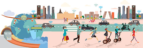 Smart Cities: The new frontier of opportunities for Telcos