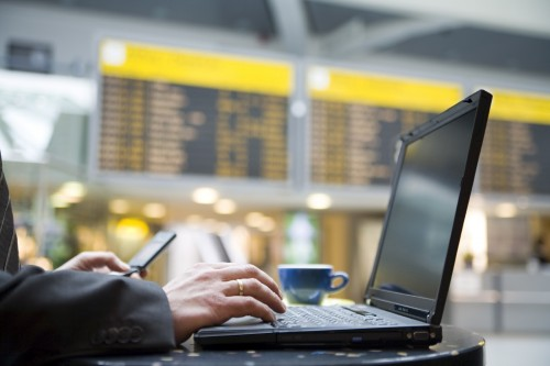 How safe is Wi-Fi connectivity for Air travellers