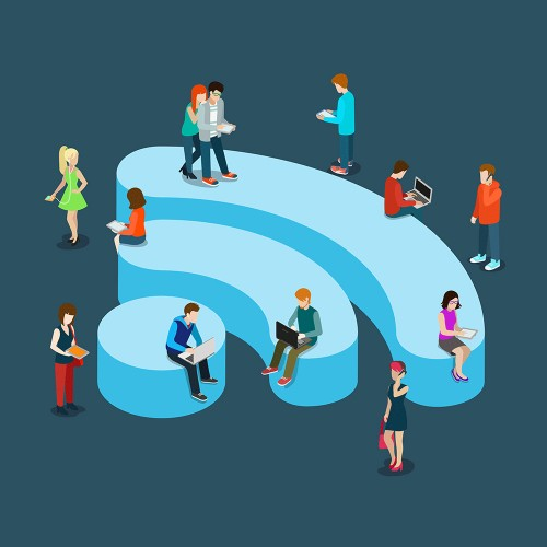 Public Wi-Fi – bringing down the barriers