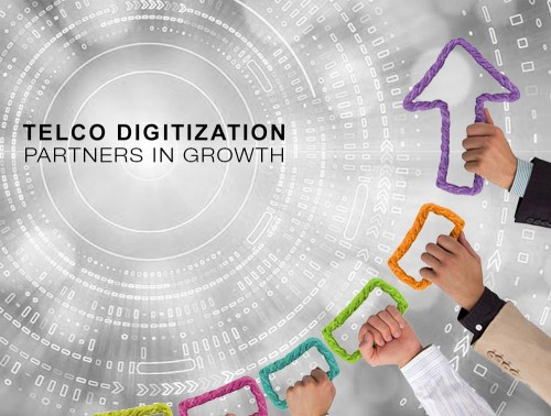 Telco Digitization: Partners in growth