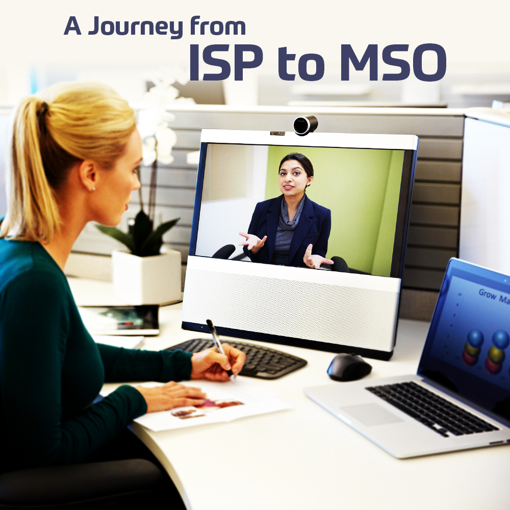 A Journey from ISP to MSO