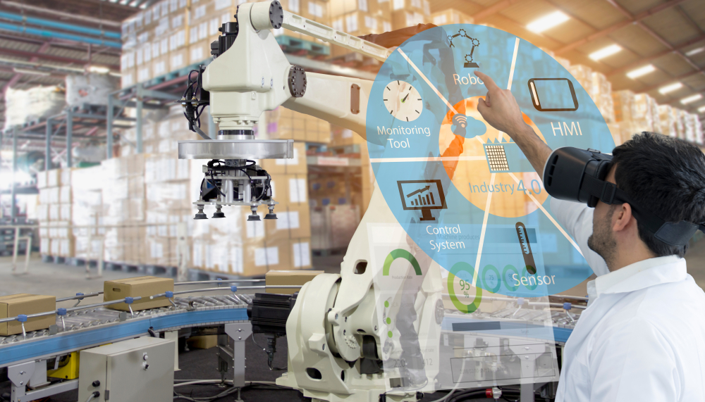 Industry 4.0 with STL