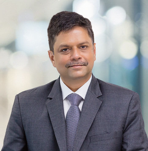 DR. Anand Agarwal- CEO