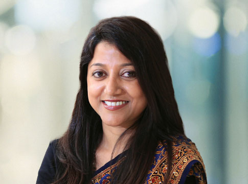 Swati Rangachari- Chief of Corporate Affairs