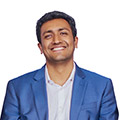Ankit Agarwal- CEO, Connectivity Solutions Business